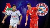 Link xem trực tiếp bóng đá. Lokomotivvs Bayern Munich. Xem trực tiếp cúp C1