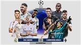 Link xem trực tiếp bóng đá. Monchengladbach vs Real Madrid. Xem trực tiếp cúp C1