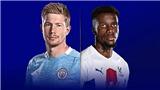Link xem trực tiếpMan City vs Crystal Palace. K+, K+PM trực tiếp bóng đá Ngoại hạng Anh