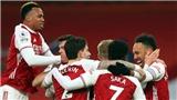 Video clip bàn thắng trận Benfica vs Arsenal