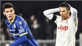 Video clip bàn thắng trận Verona vs Juventus