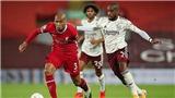 Video clip bàn thắng trận Arsenal vs Liverpool
