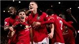 Video clip bàn thắng trận Granada vs MU
