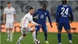 Video clip bàn thắng trận Chelsea vs Real Madrid