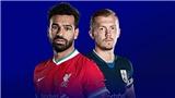 Video clip bàn thắng trận Liverpool vs Southampton