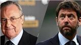 UEFA xem xét cấm dự C1 hai năm với các CLB còn trụ lại Super League