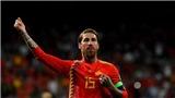 Sergio Ramos bị loại, Tây Ban Nha vắng bóng cầu thủ Real ở EURO 2020