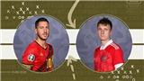 Video clip bàn thắng trận Bỉ vs Nga