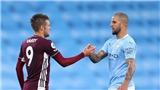 Video clip bàn thắng trận Leicester vs Man City, Siêu cúp Anh 2021