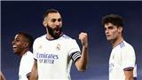 VIDEO Real Madrid vs Sheriff, Cúp C1/Champions League