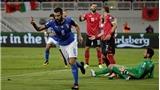 Video clip highlights bàn thắng trận Albania 0-1 Italy