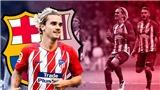 Antoine Griezmann loại M.U, đồng ý tới Barca với giá 88 triệu bảng
