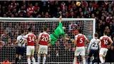 """Arsenal 4-2 Tottenham: """"Pháo thủ"""" bùng nổ hiệp 2, thắng derby London kịch tính"""