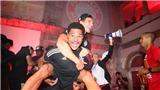Lộ hình ảnh và clip Bayern ăn mừng cực chất chức vô địch Champions League