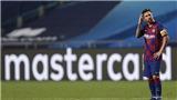 Messi đã bị Barcelona lừa dối