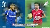 Soi kèo bóng đá Than Quảng Ninh đấu với Viettel. Trực tiếp bóng đá cúp Quốc gia. VTC3