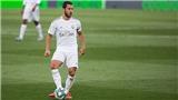 Real Madrid bắt đầu lo ngại vấn đề mới của Hazard