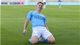 Con trai 'huyền thoại ném biên' Rory Delap sắp ra mắt đội một Man City