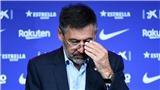 Bóng đá hôm nay 28/10: Bartomeu từ chức chủ tịch Barca. Real lại gây thất vọng ở Cúp C1