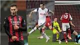 Kết quả bóng đá Cúp C2: Arsenal và AC Milan thắng áp đảo. Tottenham gây thất vọng