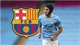 Chuyển nhượng Liga 4/10:Atletico chia tay tiền đạo. Barcelona hỏi mua Eric Garcia