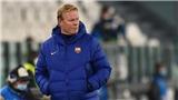 Bóng đá hôm nay 29/10: MU liên hệ trung vệ của Bundesliga. Koeman hưng phấn khi thắng Juventus