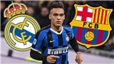 Bóng đá hôm nay 16/10: Real tranh Lautaro với Barca. Đòi sang MU không thành, Dembele bị phạt