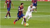 Xem lại pha tắc bóng đỉnh cao ngăn Messi ghi bàn của Sergio Ramos