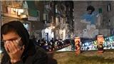 Người dân Napoli tiều tụy, bước đi vô hồn khi nghe tin Maradona qua đời