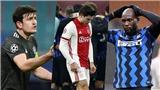 MU là nỗi thất vọng lớn nhất vòng bảng Cúp C1 mùa này