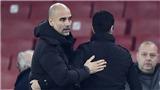 Arsenal 1-4 Man City: Thủ môn quá non nớt, 'Pháo thủ' chìm sâu hơn vào khủng hoảng