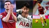 Đội hình xuất sắc nhất Ngoại hạng Anh sau 14 vòng