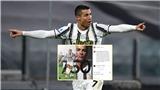 Ronaldo gửi lời tri ân CĐV sau cột mốc 750 bàn
