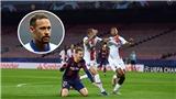 Neymar xóa bình luận mỉa mai quả phạt đền của Barcelona trước PSG