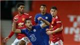 Cuộc đua Top 4 Ngoại hạng Anh: MU và Chelsea đại chiến và cơ hội của Liverpool