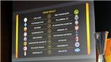 Bốc thăm Cúp C2 vòng 1/8: MU đối đầu AC Milan. Duyên nợ Arsenal và Olympiakos