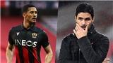 Sao Arsenal công khai 'nói xấu' Arteta