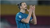 Ibrahimovic bất ngờ lỡ hẹn khi Milan gặp MU ở cúp C2