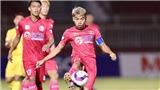 TRỰC TIẾP Sài Gòn vs Hải Phòng (19h15). BĐTV trực tiếp bóng đá Việt Nam