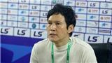 HLV Park Choong Kyun sẵn sàng ra đi nếu Hà Nội FC chơi tệ