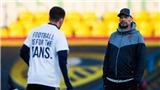 Leeds phản đối Super League bằng hành động đặc biệt ở trận hòa Liverpool