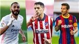 10 nhân vật nổi bật của La Liga mùa giải 2020-21