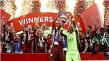 Bóng đá hôm nay 16/5: Chelsea thất bại ở chung kết FA Cup. MU không thể gia hạn với Pogba