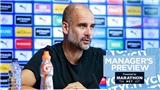 Guardiola: 'Trận đấu với Chelsea không ảnh hưởng tới Chung kết C1'