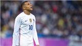 Kylian Mbappe: Từ người hùng trở thành sự phiền phức của tuyển Pháp