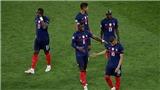 Lý do Pháp thất bại: Lục đục vì Mbappe, không được gặp gia đình, than phiền về khách sạn