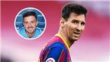 Guardiola: 'Man City đã có số 10 Grealish nên không cần Messi'