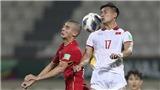 Báo Anh dự đoán Việt Nam sẽ thua Oman