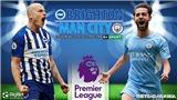 Soi kèo nhà cái Brighton vs Man City. Nhận định, dự đoán bóng đá Ngoại hạng Anh (23h30, 23/10)