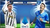 Soi kèo nhà cái Juventus vs Empoli và nhận định bóng đá Serie A (1h45, 29/8)